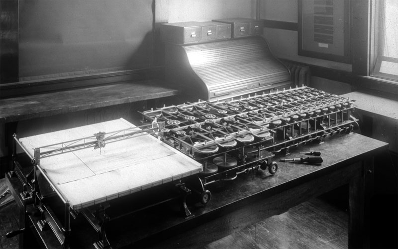 More On The Harmonic Synthesizer And On The Harmonic