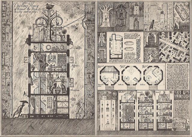 Alexander Brodsky, Ilya Utkin, Paper Architecture