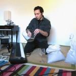 Diego Stocco, sound artist
