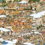 Atemporal Cityscapes by Akira Yamaguchi