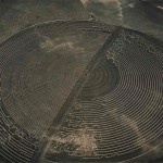 Scars on the Earth: Emmet Gowin's Aerial Photographs