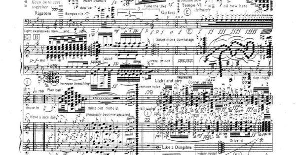 The Unplayable Score: Faerie's Aire and Death Waltz – John