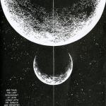 Osamu Tezuka B/W Phoenix drawings