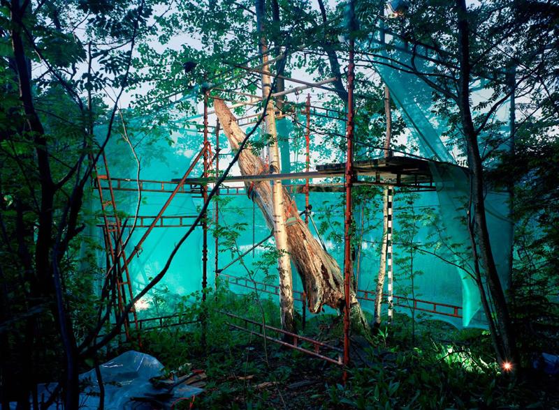 Restoration 6 – Inside forest, 2005 Ilkka Halso