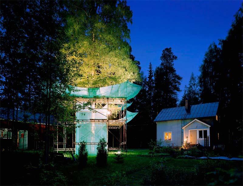 Restoration 10, 2005 Ilkka Halso