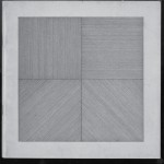 "Sol LeWitt: ""Four basic kinds of straight lines"" (1969)"