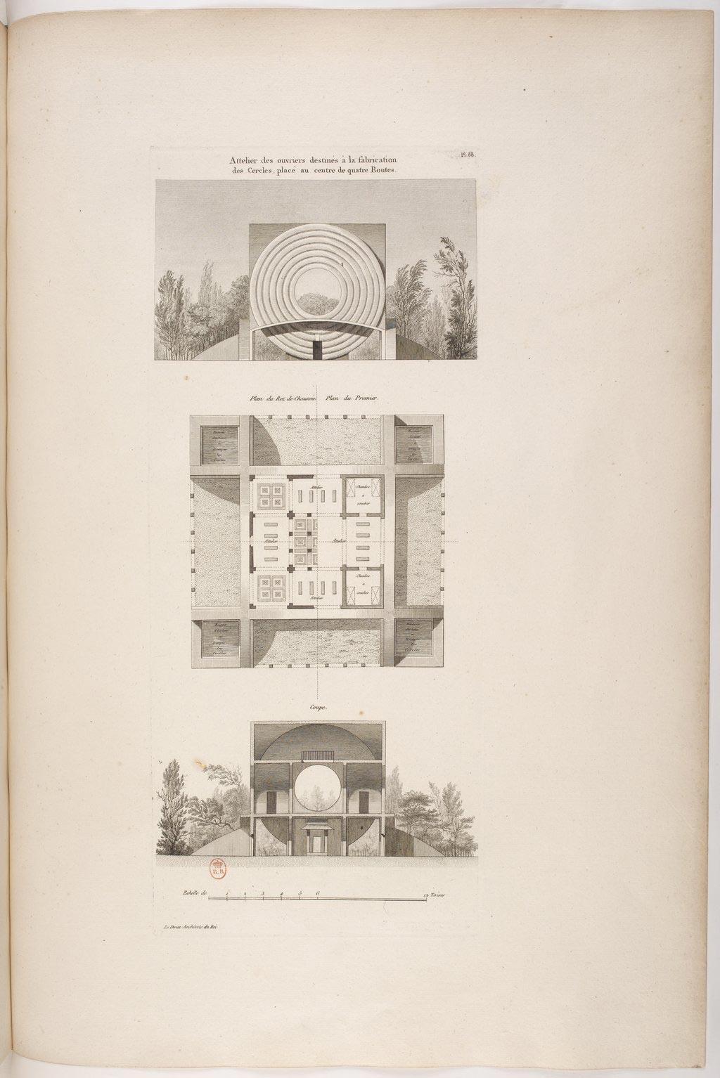 ledoux-claude-architecture-409