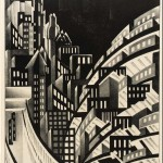 The Diesel Era Lithographs of Louis Lozowick (1920's to 1940's)