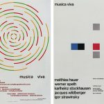 Joseph Müller-Brockmann: Musica Viva Posters for the Zurich Tonhalle