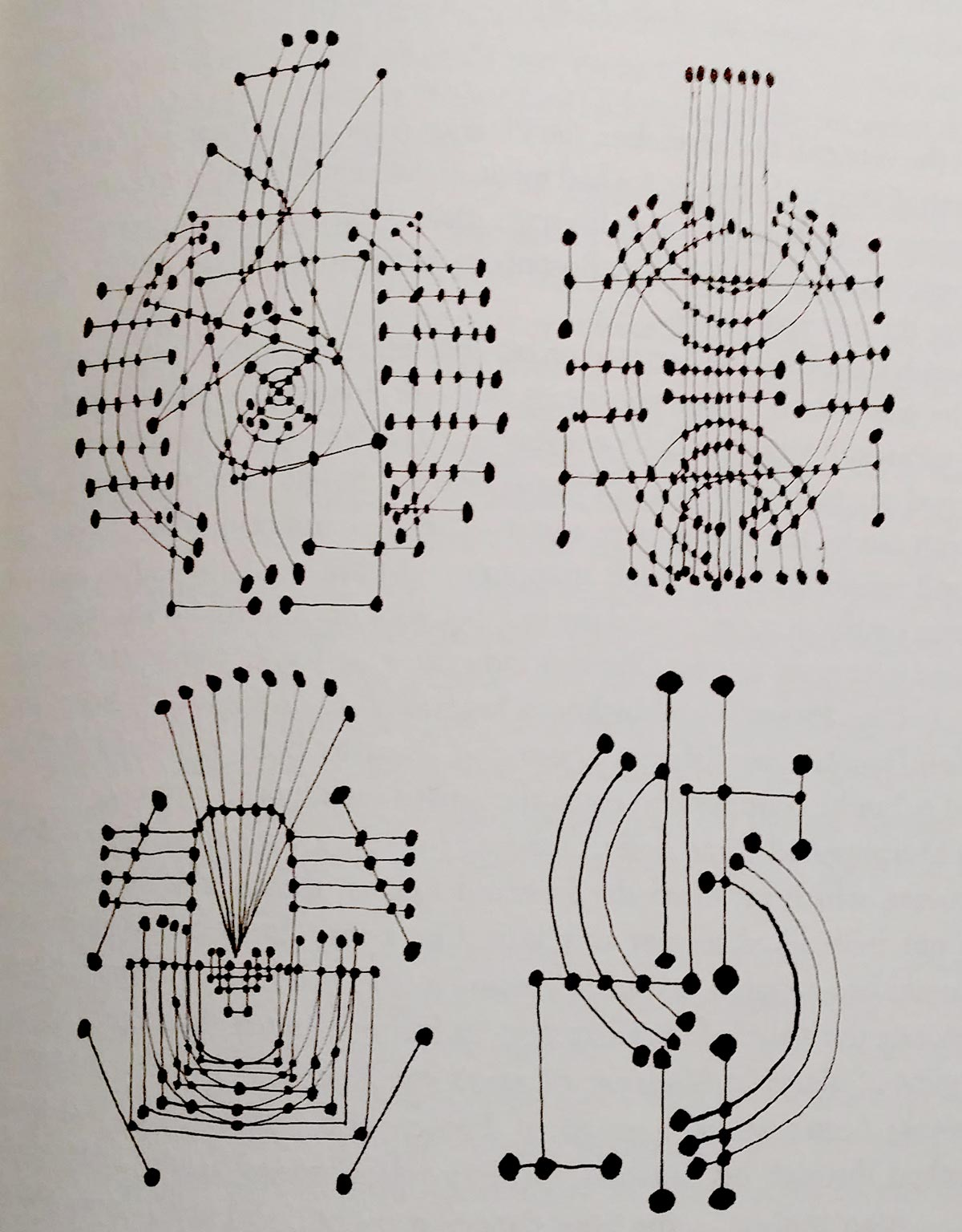 constructing abstraction  pablo picasso u2019s constellation drawings  1924   u2013 socks