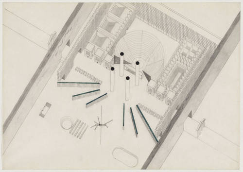 rem koolhaas thesis exodus Rem koolhaas, david gianotten the office for metropolitan architecture their first major project was the utopian/dystopian project exodus.