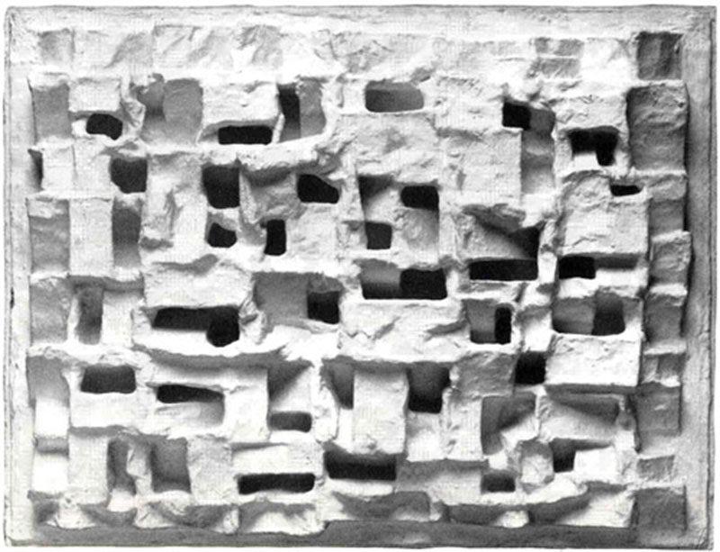 serialised reliefs by jan schoonhoven 1950�s � 1990�s