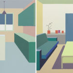 Spaces Left Behind: Paintings by Zsofia Schweger