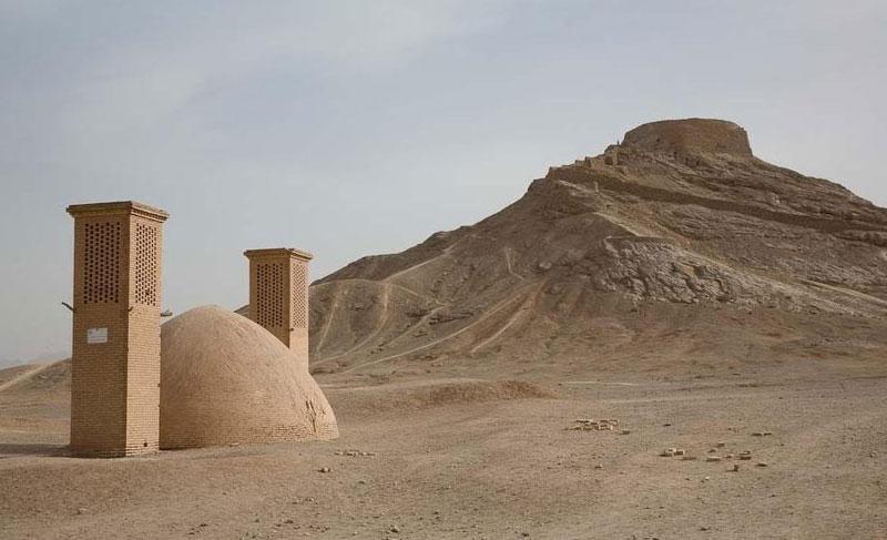 Zoroastrianism Tower Of Silence | www.pixshark.com ...