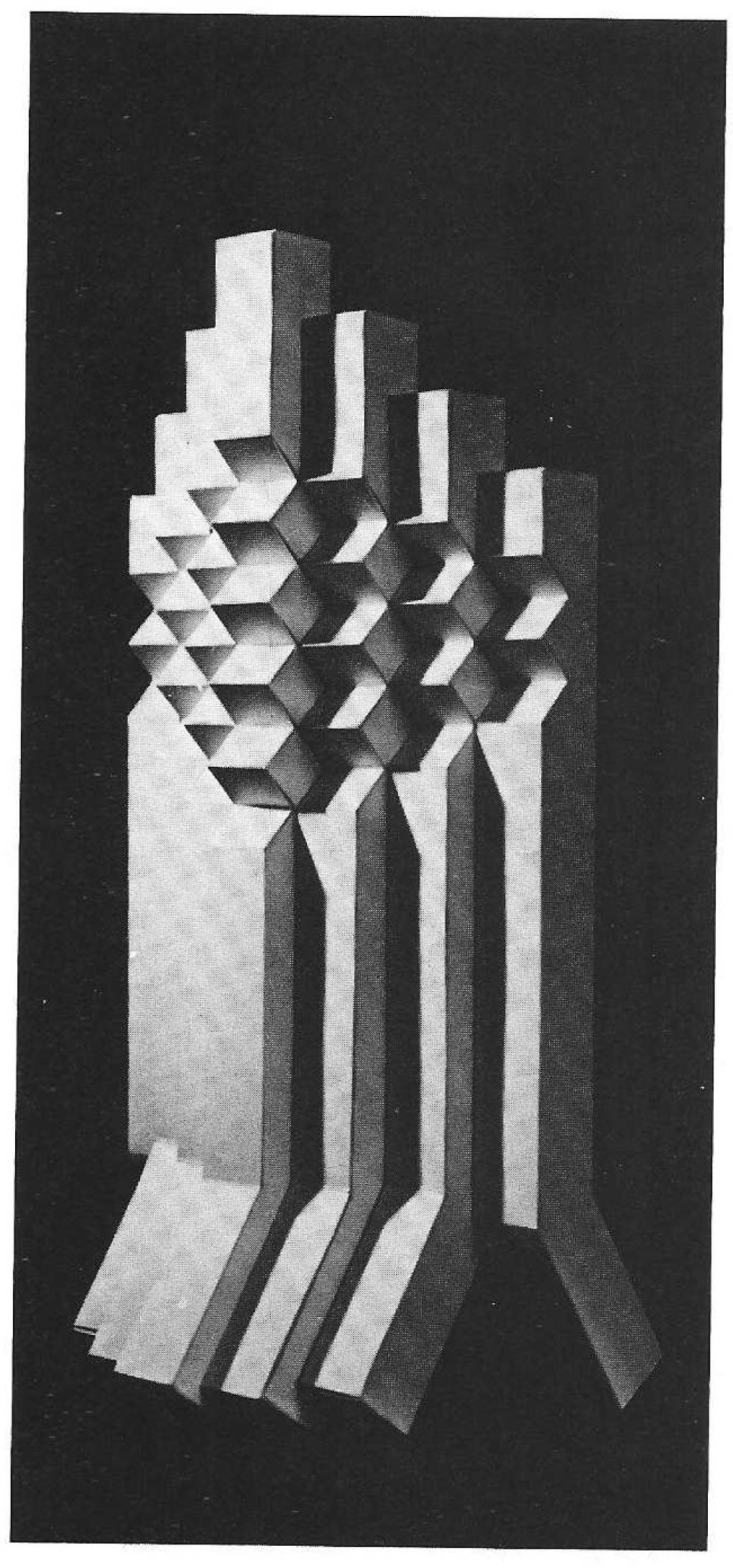 Wucius Wong's Principles of Three-Dimensional Design (1976 ...