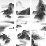Phantom Landscapes by Yang Yongliang