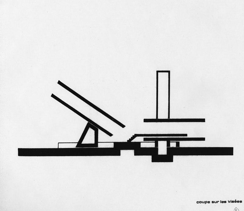 Yves klein fire essay for Parent architecte