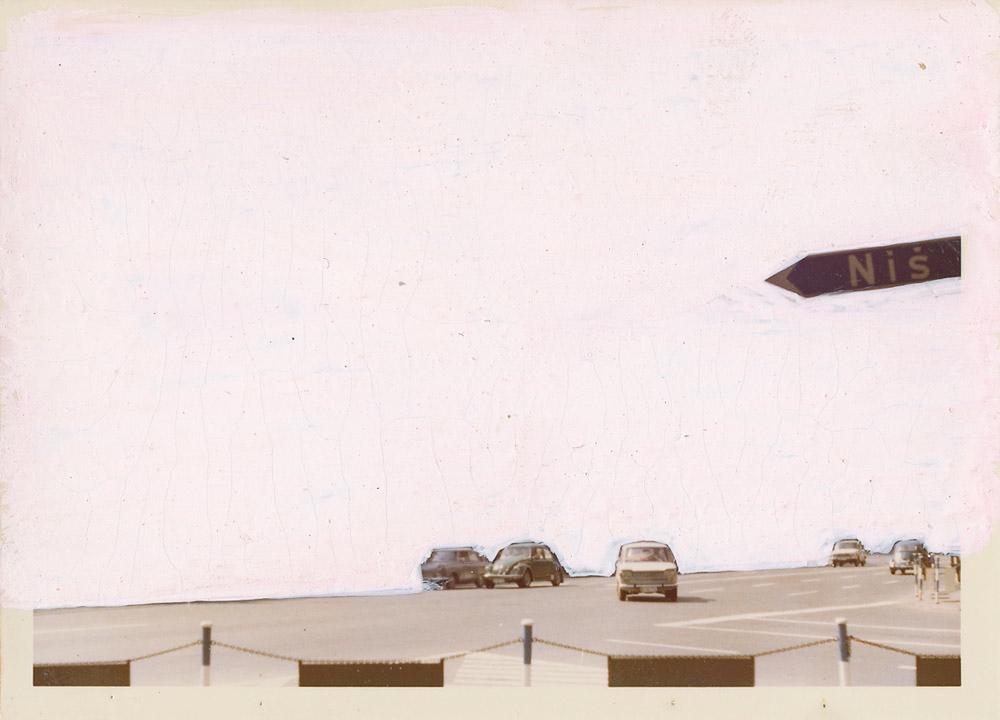 Marina Abramovi´c. Freeing the Horizon, 1973. Detail. Courtesy of the artist.