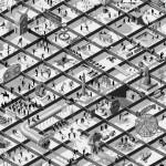 Adam Simpson, Boundary Hotel Elevator (Vs. OMA, EXPO 89, France, Paris, 1989)