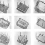 Allan Wexler's Axonometrics of the House (1979)