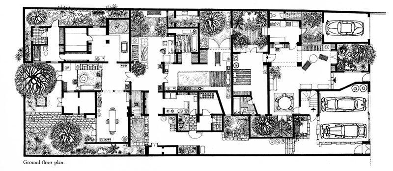 Building  Rd Floor Plans