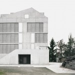 Brandhaus II: A Building Conceived to be Set on Fire