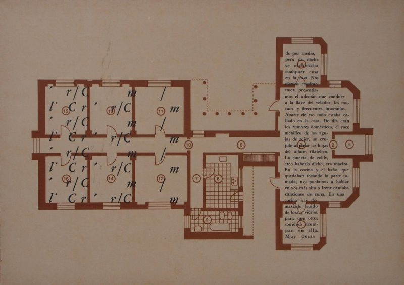 House Taken Over By Julio Cortazar 1944 Illustrated By Juan