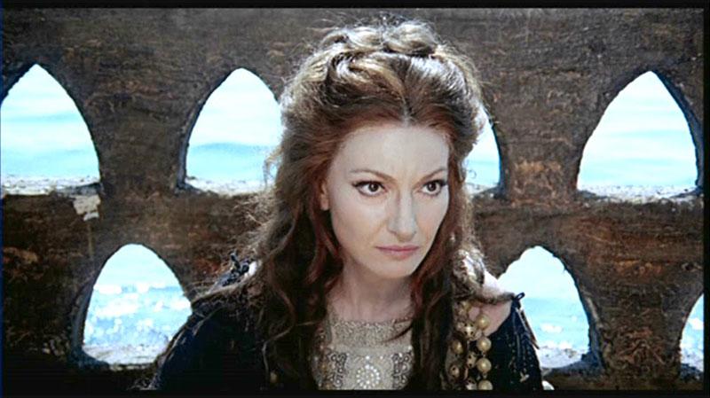 Pasolini: A scene from Medea (1969)