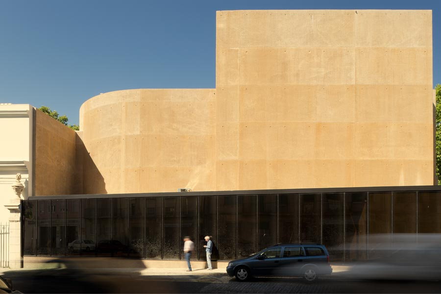 Restoration of the Thalia Teatre. Lisbona – design by Gonçalo Byrne and Barbas Lopes – photo © DMF