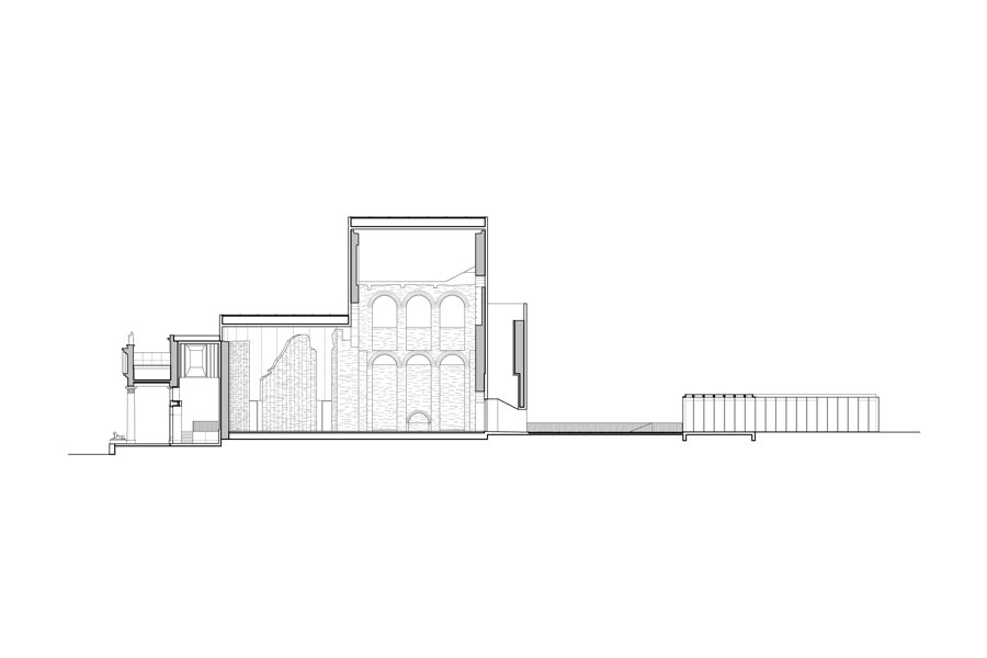 Restoration of the Thalia Teatre. Lisbona – design by Gonçalo Byrne and Barbas Lopes