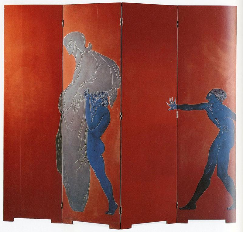 Eileen Gray's 1920's Screens – SOCKS