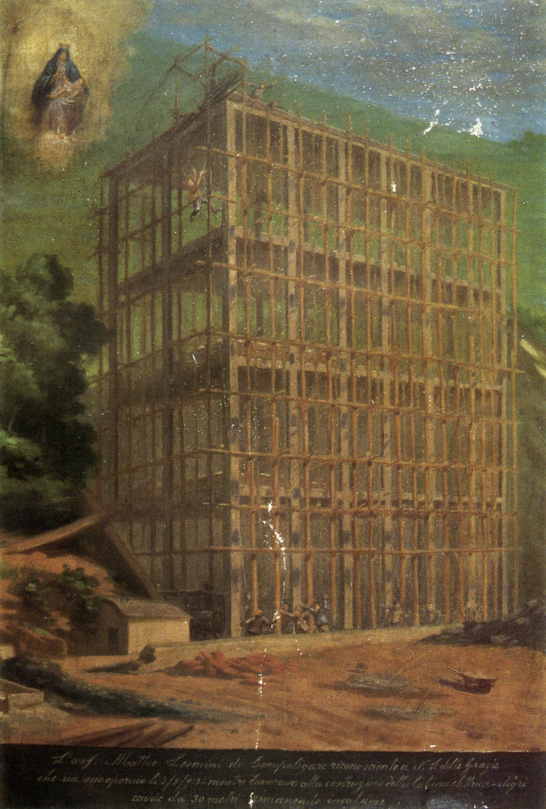 ex-voto-04-a-worker-falls-from-scaffolding-may-3-1913