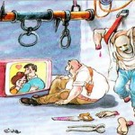 Ali Ferzat, Syrian political cartoonist