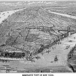 Flat Manhattan (1883)