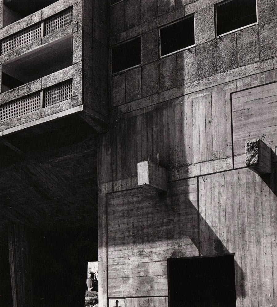 Soubassements, Marseille, 1949