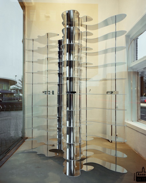 A Tower, model, first shown in 't Torentje, Almelo (NL), photo by Bas Princen