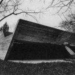 Brutal Domesticity: Van Wassenhove House by Juliaan Lampens (1974)