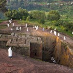 Lalibela Monolithic Rock-cut Churches