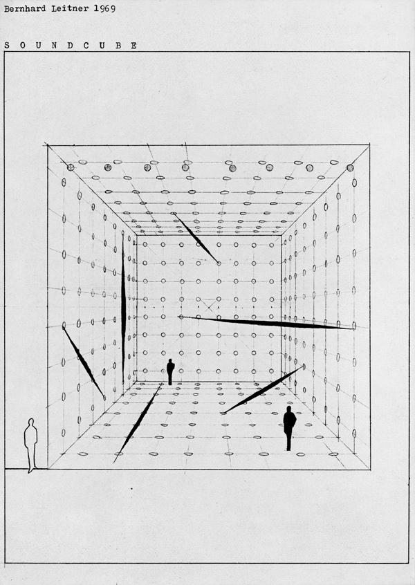 look for good looking fashion styles Bernhard Leitner's Soundcube, 1969 – SOCKS