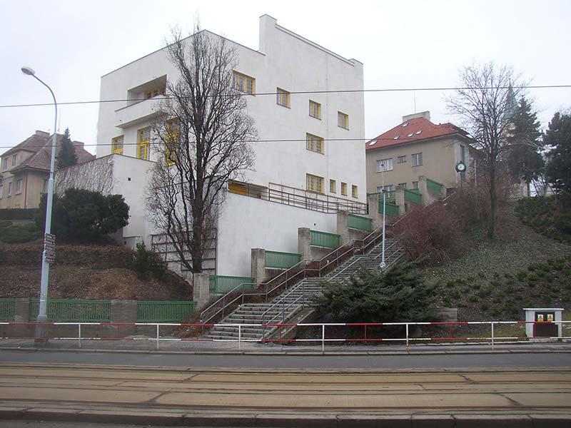 Loos Villa Müller