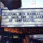 "Life is not a Rehearsal: ""Marquees"" by Jenny Holzer, 1993"