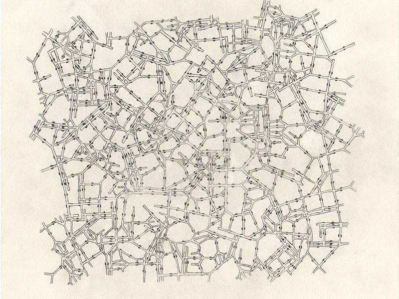 Masback Dice City (city unplanned)