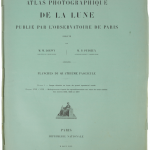 Atlas Photographique de la Lune (1899)