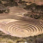 Artificial Microclimates: Inca Experimental Agriculture Station at Moray, Peru