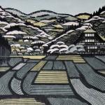 morimura ray woodblock printing