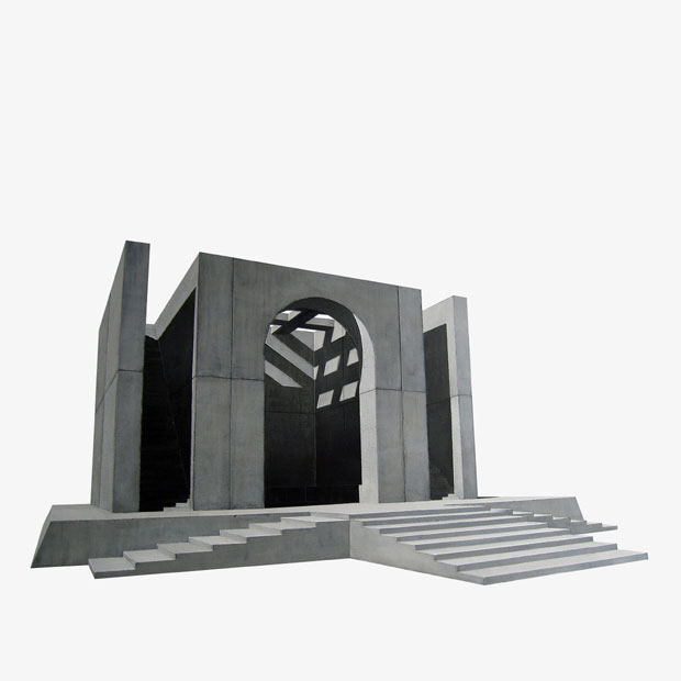 Paradoxical Monuments by Renato Nicolodi on Socks-studio.com
