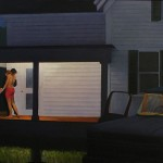 Poetry of the Commonplace: Nigel Van Wieck Paintings