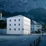 The Yellow House is White (Valerio Olgiati 1999)