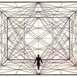 "When Body Draws the Abstract Space: ""Slat Dance"" by Oskar Schlemmer"
