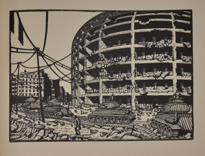 apocalyptic woodcuts  etchings and litographs by palle nielson  u2013 socks
